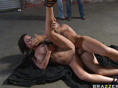 Fuck Club with Angelina Valentine