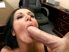 Interview with my Asshole with Ava Addams