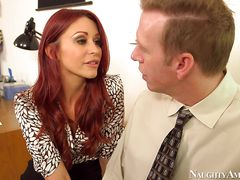 Monique Alexander, Mark Wood - Naughty Office
